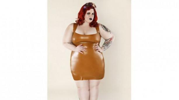 120 kiloluk 'Top Model'