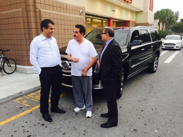 İbrahim Tatlıses'e zırhlı Cadillac