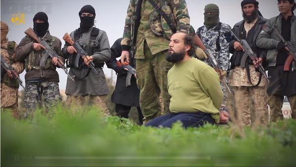 IŞİD infazları hız kesmiyor!