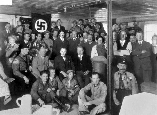 Nazilerin Yükselişi ve Çöküşü