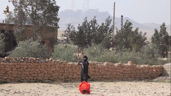 IŞİD'den korkunç bir infaz daha