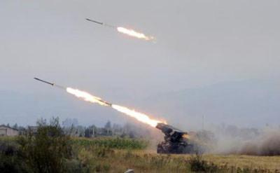 Rusya Gürcistanı vuruyor !