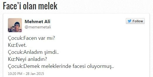 'Twitter'ın yeni fenomeni Mehmet Ali'