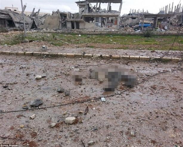 Türkiye'den Kobani'ye döndüğünde şoke oldu!