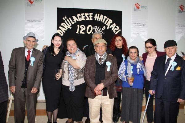 Darülaceze'nin kuruluşunun 120. yılı kutlandı