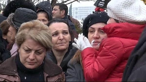 CHP'li eski başkana saldırı güvenlik kamerasında