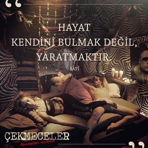 'Çekmeceler' Türk işi 'Nymphomaniac' mı?