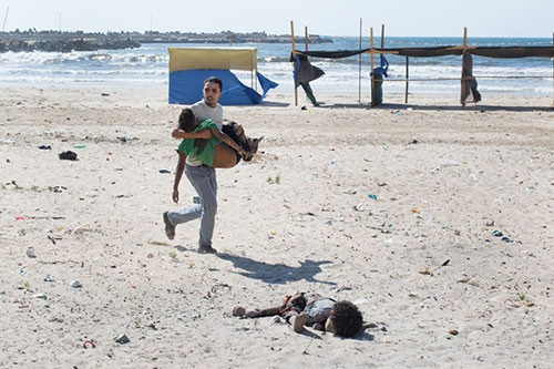 Basın fotoğrafı ödülü World Press Photo Bülent Kılıç'ın