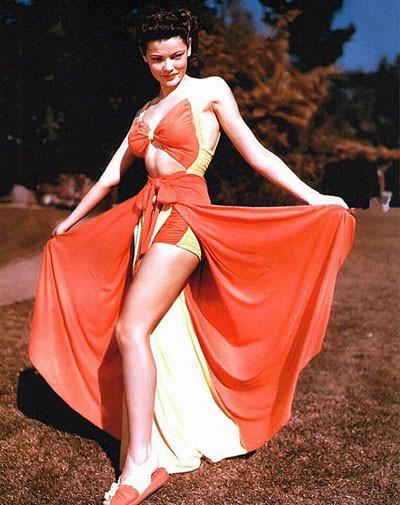 Bir zamanlar bikini...
