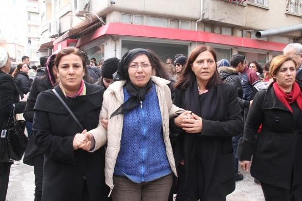 Özgecan'ın annesi: 'Kızıma bunu yapanlar idam edilsin'