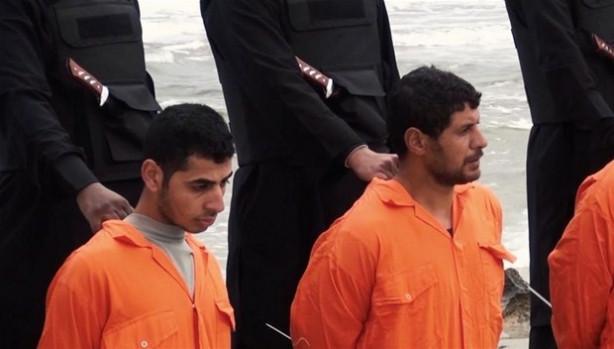 IŞİD, 21 Mısırlı Hristiyan rehiniyi öldürdü