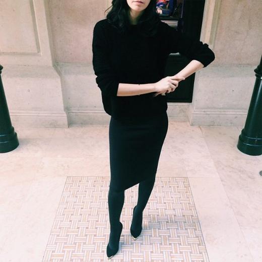 Ünlüler Özgecan için siyah giydi