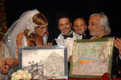 Çağla Şikel - Emre Altuğ evlendi