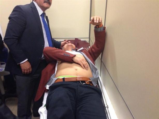 Meclis'te gergin gece! Beş vekil yaralandı