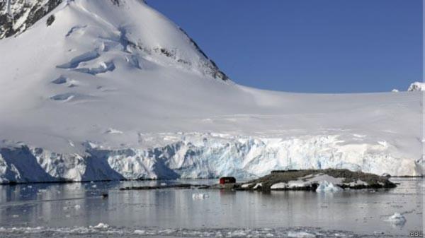 Antarktika postanesinde çalışmak ister misiniz?