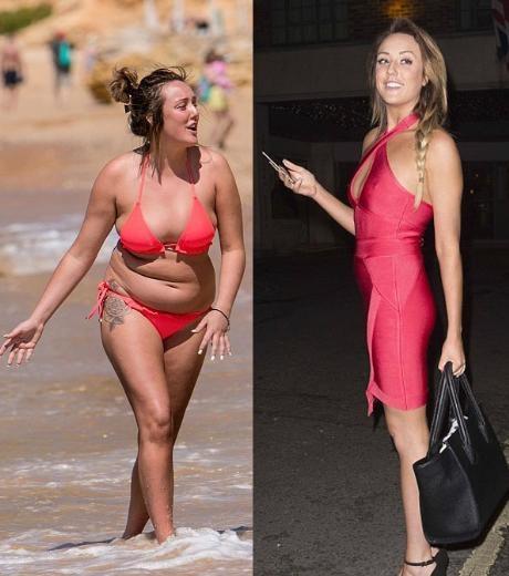 Ünlülerin şoke eden kilo değişimi