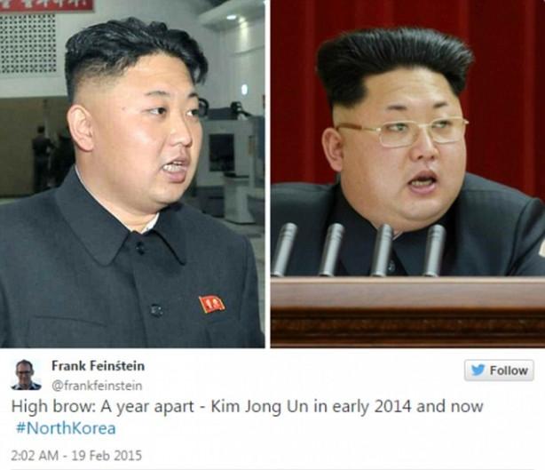 Kim Jong-Un sosyal medyanın dilinde