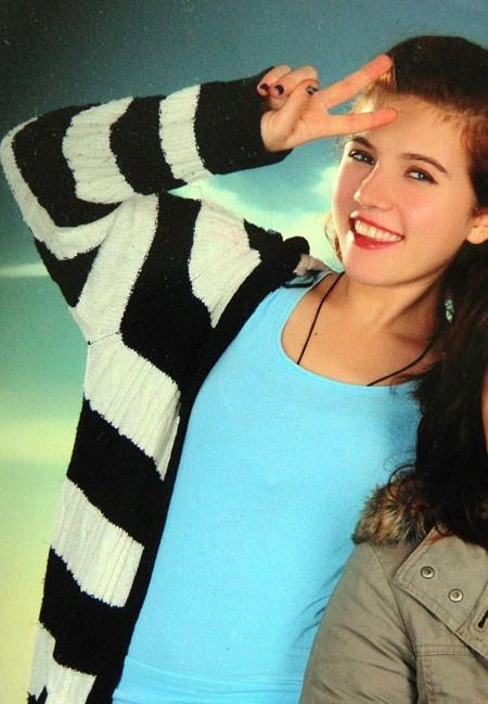 15 yaşındaki Nadide sır oldu
