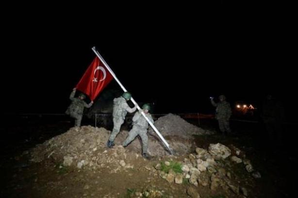 Süleyman Şah'a yıldırım operasyonu
