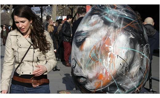 Fotoğraflarla: Londra sokaklarında grafiti