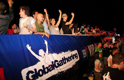Global Gathering İstanbul 2008