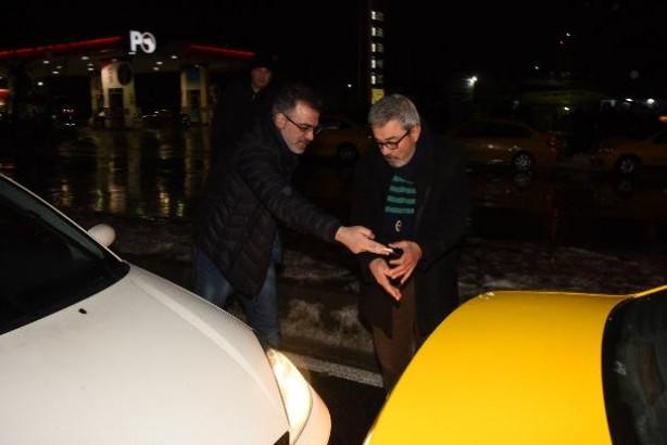 Sermiyan Midyat kaza yaptı