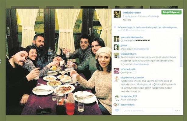 Sertab Erener'in yeni aşkı gitarist Emre Kula mı ?