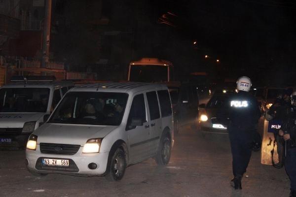 Şanlıurfa'da Suriyeli gerginliği