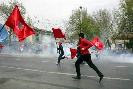 Beşiktaşta meydan savaşı !