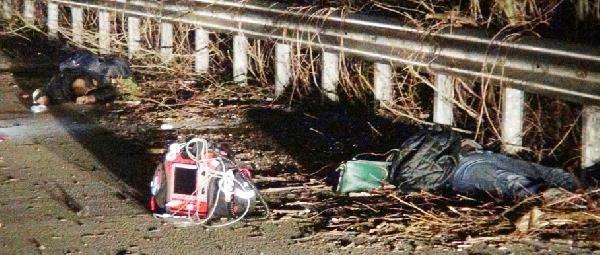 TIR parkında 2 ceset bulundu