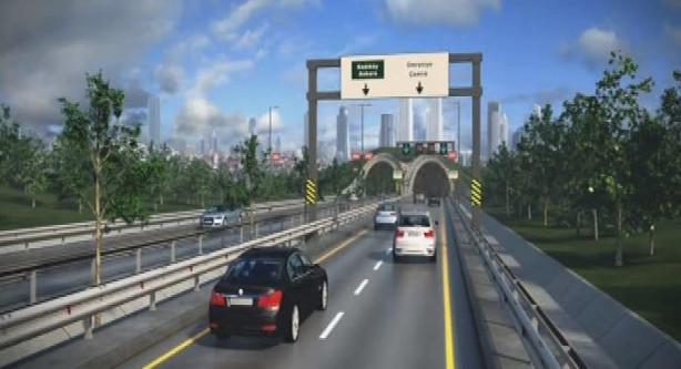 İstanbul'a 3 katlı büyük tünel geliyor