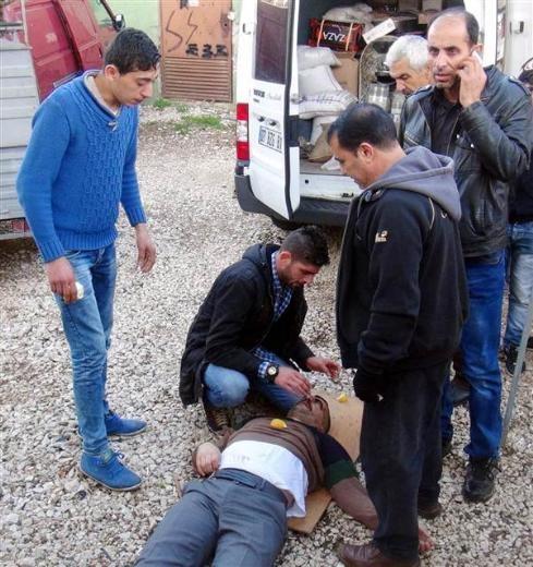 Antalya'da döner bıçakları konuştu