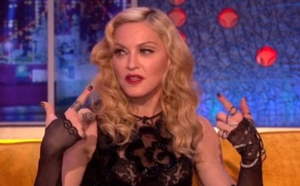 Madonna'dan şaşırtan itiraf
