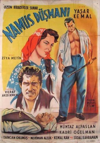 Yaşar Kemal filmleri...