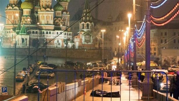 Nemtsov suikastinde Rus polisi Ukraynalı mankeni sorguladı