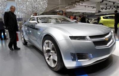 Elektrikli Chevrolet Volt 2010da piyasada
