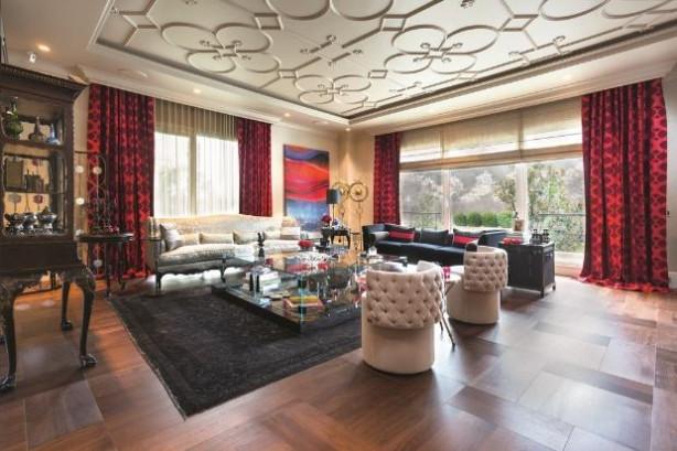 Fatoş - Emir Sarıgül'ün muhteşem evi