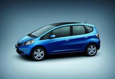 İşte yeni Honda Jazz