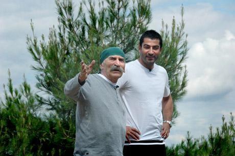 Kenan İmirzalıoğlu Tuncel Kurtiz'i unutmadı