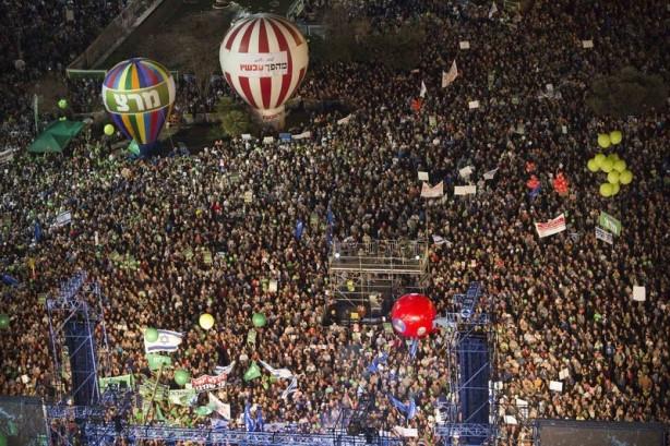 İsrailliler Netanyahu'yu istemiyor