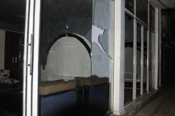 IŞİD'in tesisi havadan vuruldu
