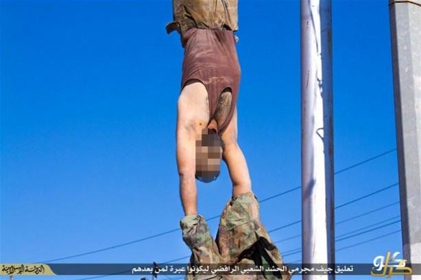 IŞİD öldürülen Irak militanlarının görüntülerini yayınladı