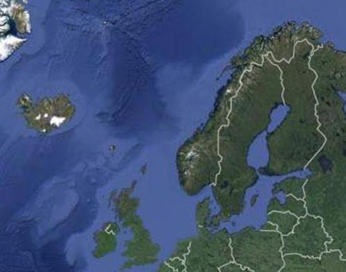 Bu haritada Türkiye yok!