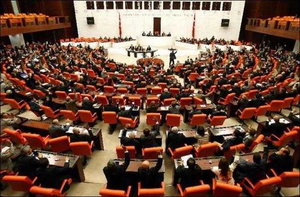 Yeni Torba Yasa Meclis'te