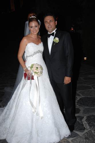 Ceyda Düvenci evlendi
