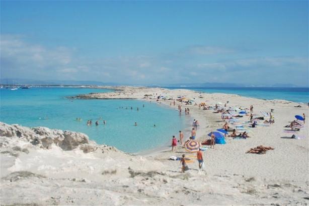Türkiye'deki çıplaklar plajı