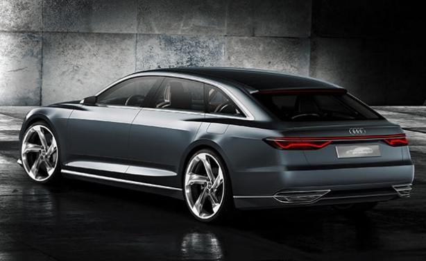 Audi tasarımının geleceği Prologue, Cenevre'de