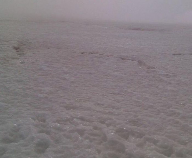 Buzlar eridi 55 yıllık sır ortaya çıktı!