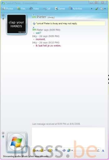 İşte yeni MSN 9