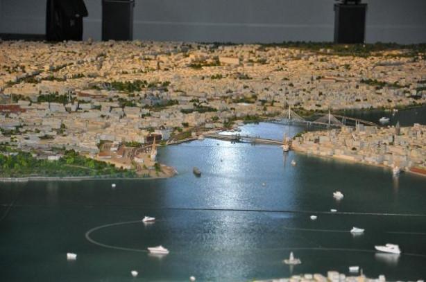 Dev İstanbul maketi tanıtıldı